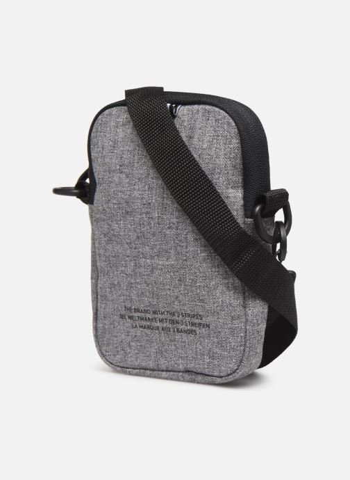 Men's bags adidas originals MEL FEST BAG Grey view from the right