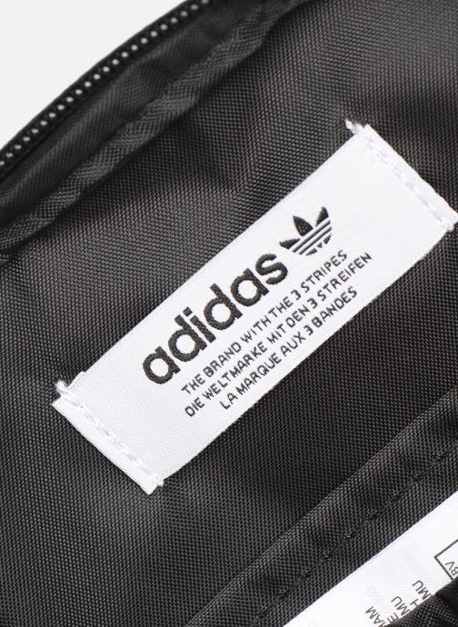 Bolsos de hombre adidas originals MEL FEST BAG Gris vistra trasera