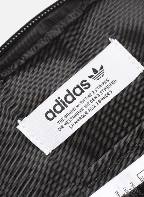 Herentassen adidas originals MEL FEST BAG Grijs achterkant