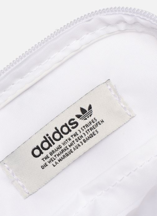 Sacs homme adidas originals FEST BAG TREF Blanc vue derrière