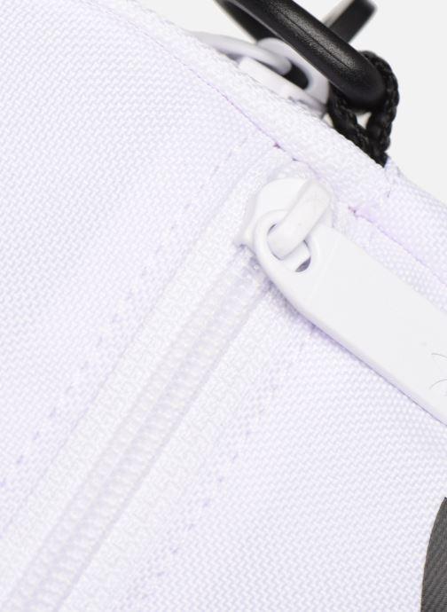 Sacs homme adidas originals FEST BAG TREF Blanc vue gauche
