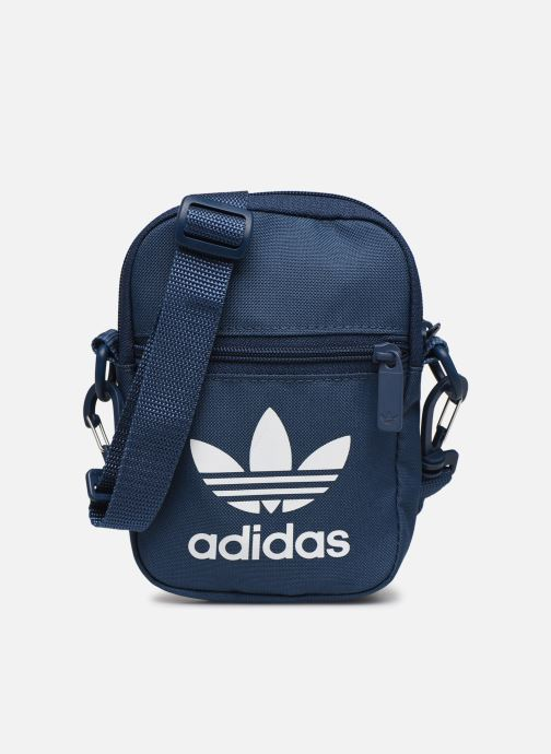 Herentassen adidas originals FEST BAG TREF Blauw detail