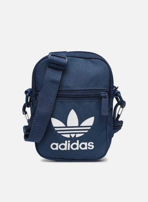 Bolsos de hombre adidas originals FEST BAG TREF Azul vista de detalle / par
