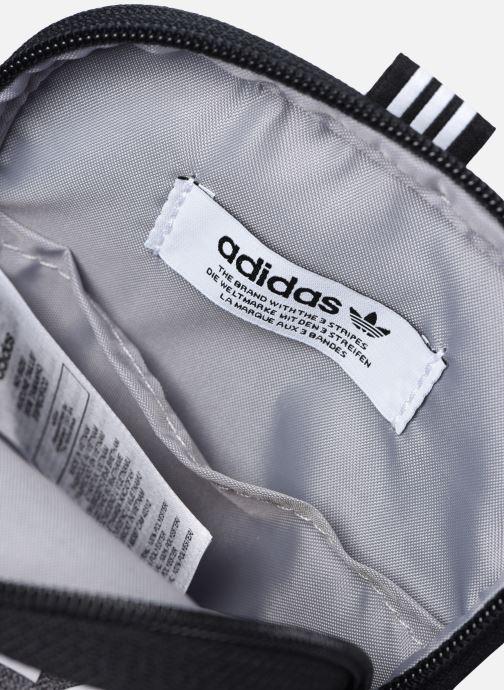 Herrentaschen adidas originals FEST BAG TREF grau ansicht von hinten