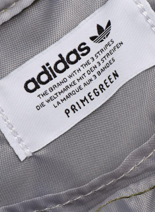 Herrentaschen adidas originals FEST BAG TREF grün ansicht von hinten