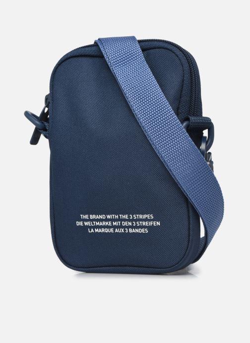 Borse uomo adidas originals FEST BAG TREF Azzurro immagine destra
