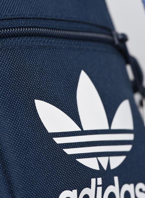Borse uomo adidas originals FEST BAG TREF Azzurro immagine posteriore