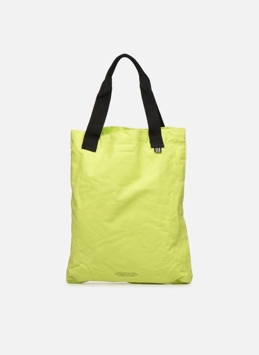 Handbags adidas originals BODEGA SHOPPER1 Yellow front view