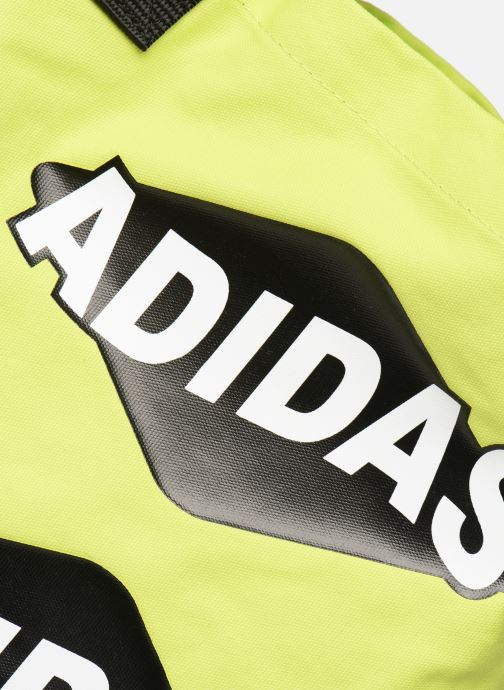 Handtassen adidas originals BODEGA SHOPPER1 Geel links