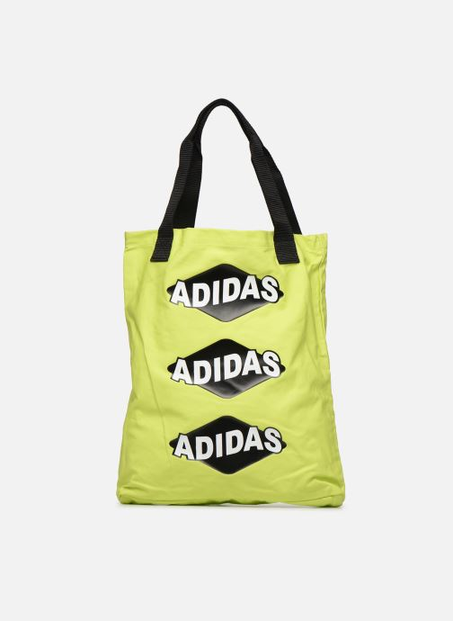 Handtassen adidas originals BODEGA SHOPPER1 Geel detail