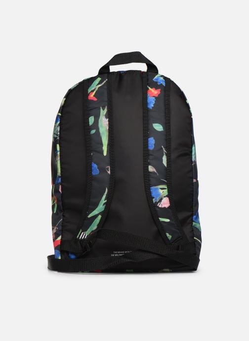 Rucksäcke adidas originals BP CLASSIC schwarz ansicht von vorne