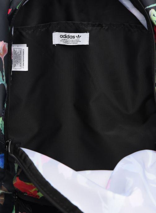 Rucksäcke adidas originals BP CLASSIC schwarz ansicht von hinten