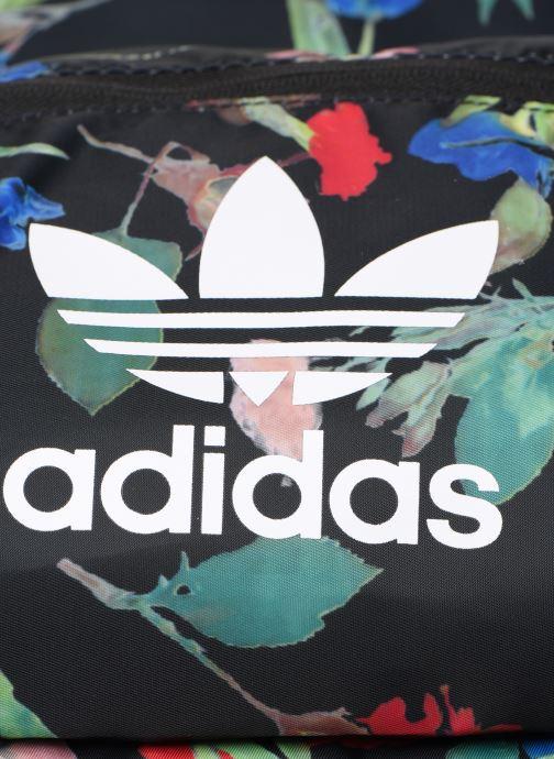 Rucksäcke adidas originals BP CLASSIC schwarz ansicht von links