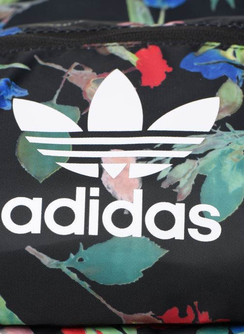 Rucksacks adidas originals BP CLASSIC Black view from the left