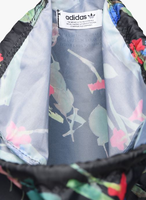 Zaini adidas originals GYMSACK Nero immagine posteriore