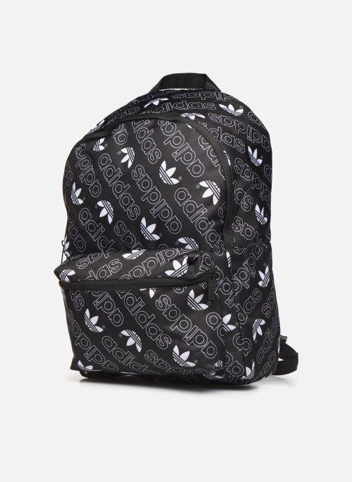Sacs à dos adidas originals MONOGR CL BP Noir vue portées chaussures