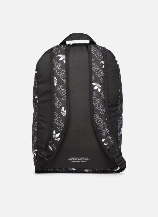 Rucksacks adidas originals MONOGR CL BP Black front view
