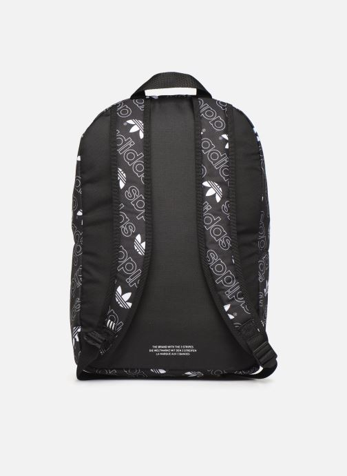 Mochilas adidas originals MONOGR CL BP Negro vista de frente