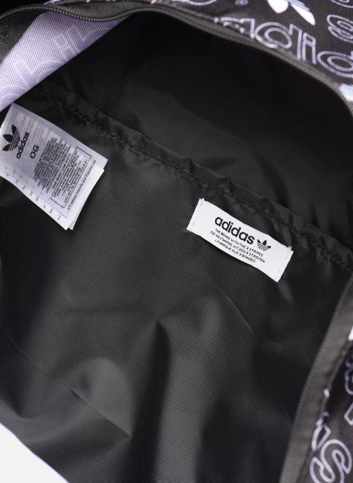 Rucksäcke adidas originals MONOGR CL BP schwarz ansicht von hinten