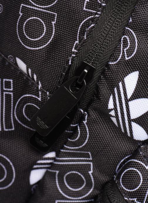 Rucksäcke adidas originals MONOGR CL BP schwarz ansicht von links