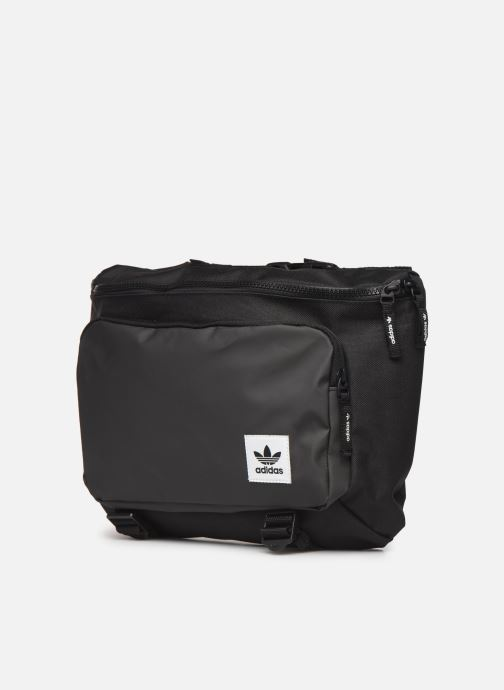 Kleine lederwaren adidas originals PE WAISTBAG L Zwart model