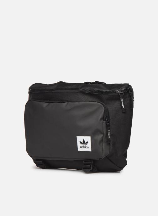 Wallets & cases adidas originals PE WAISTBAG L Black model view