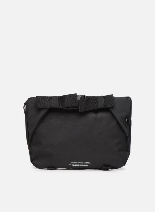 Portemonnaies & Clutches adidas originals PE WAISTBAG L schwarz ansicht von vorne