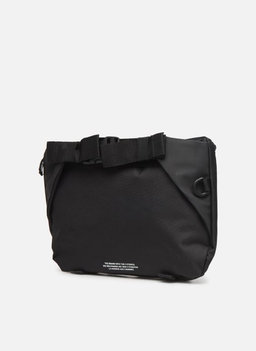 Wallets & cases adidas originals PE WAISTBAG L Black view from the right