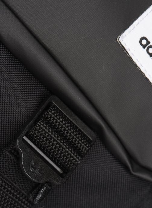Portemonnaies & Clutches adidas originals PE WAISTBAG L schwarz ansicht von links