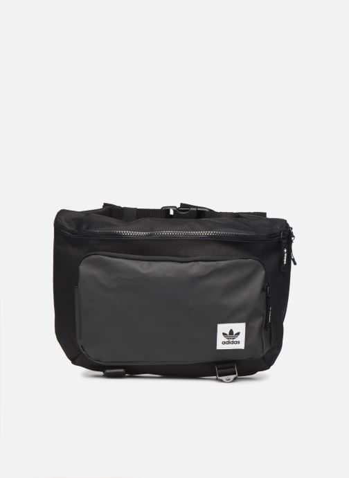 Kleine lederwaren adidas originals PE WAISTBAG L Zwart detail