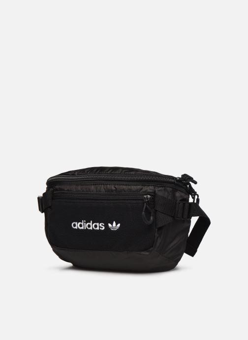 Handtaschen adidas originals PE WAISTBAG L schwarz schuhe getragen