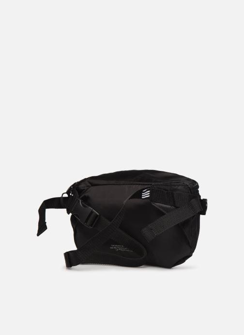 Handtaschen adidas originals PE WAISTBAG L schwarz ansicht von rechts