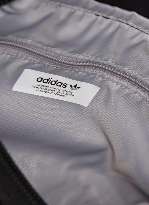 Handtaschen adidas originals PE WAISTBAG L schwarz ansicht von hinten