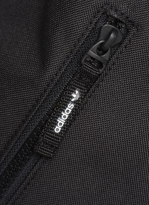 Sacs à dos adidas originals PE ROLLTOP BP Noir vue gauche