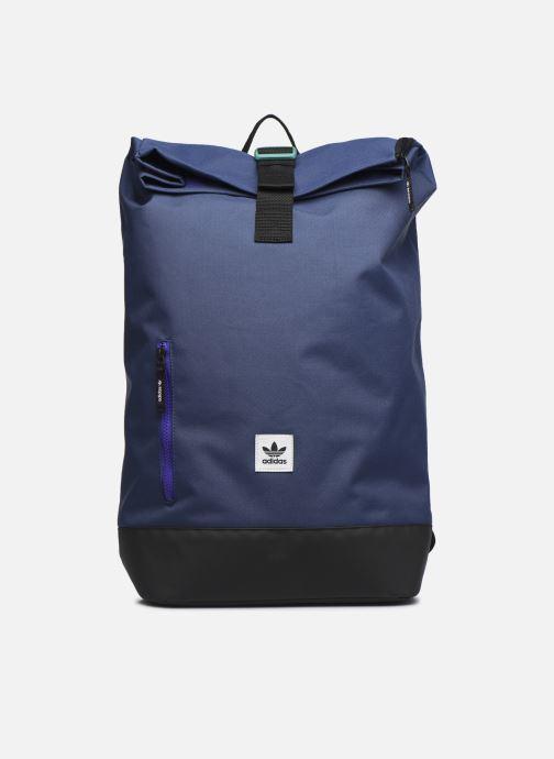 Sacs à dos adidas originals PE ROLLTOP BP Bleu vue détail/paire