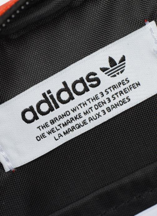 Men's bags adidas originals VOCAL FEST BAG Orange back view