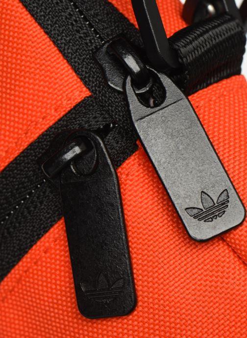 Bolsos de hombre adidas originals VOCAL FEST BAG Naranja vista lateral izquierda