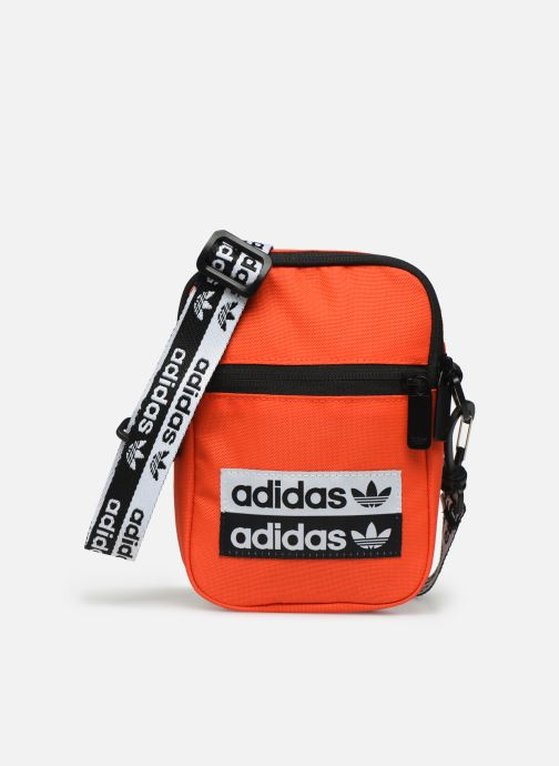 Herretasker adidas originals VOCAL FEST BAG Orange detaljeret billede af skoene