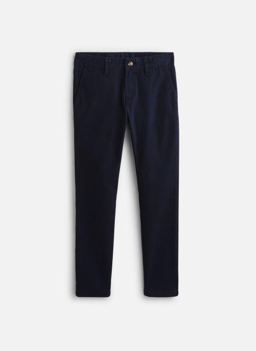 Vêtements Hackett London Slim Chino Y Bleu vue détail/paire
