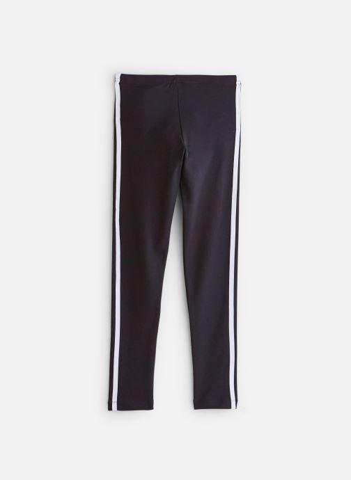 Vêtements adidas originals 3Stripes Legg J Noir vue bas / vue portée sac