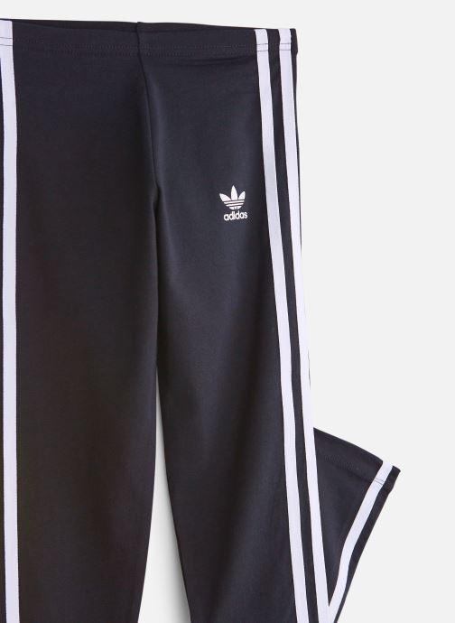 Vêtements adidas originals 3Stripes Legg J Noir vue portées chaussures