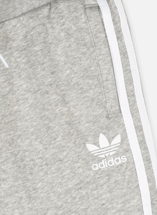 Vêtements adidas originals Fleece Shorts J Gris vue face