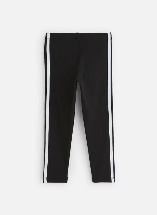 Vêtements adidas originals Leggings K Noir vue bas / vue portée sac