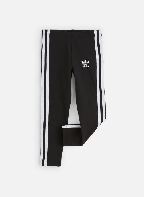 Vêtements adidas originals Leggings K Noir vue détail/paire