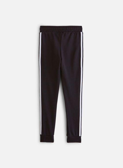 Vêtements adidas originals Trefoil Pants J Noir vue bas / vue portée sac