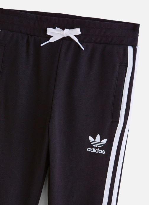 Vêtements adidas originals Trefoil Pants J Noir vue portées chaussures