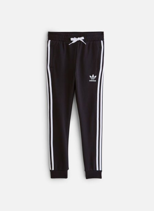 Kleding adidas originals Trefoil Pants J Zwart detail