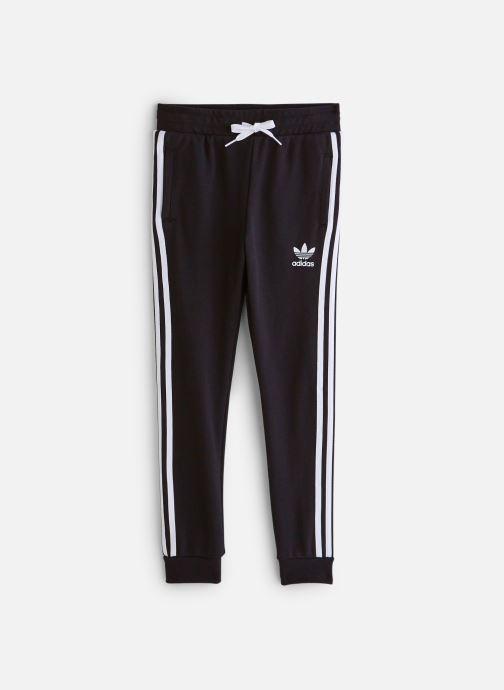 Vêtements adidas originals Trefoil Pants J Noir vue détail/paire