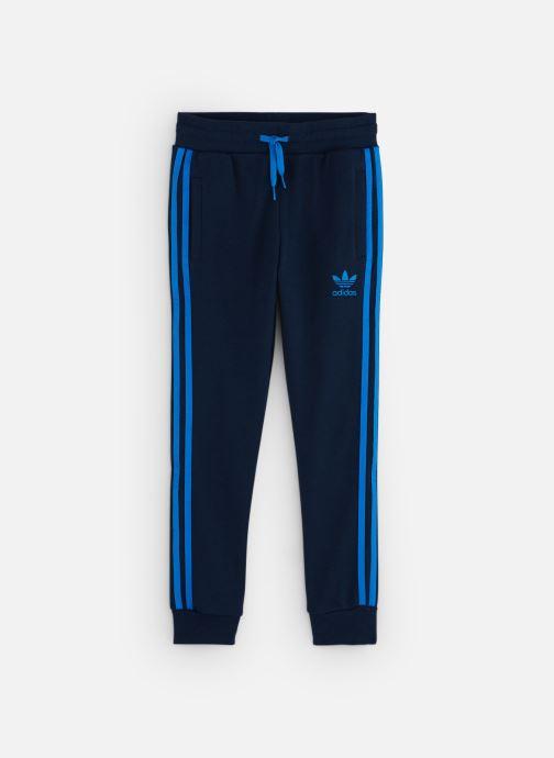 Tøj adidas originals Trefoil Pants J Blå detaljeret billede af skoene