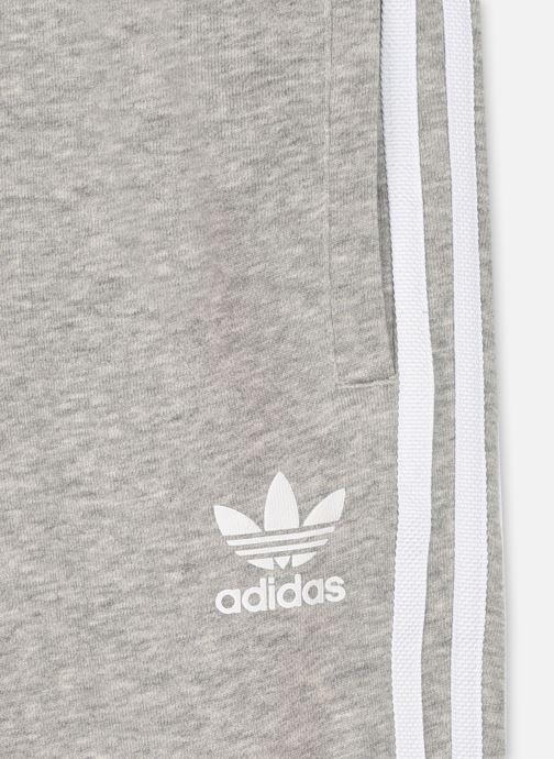 Vêtements adidas originals Trefoil Pants J Gris vue face